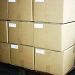 Warehousing cartons