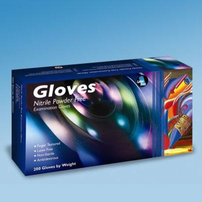 Microspec Nitrile Gloves - Non-Sterile