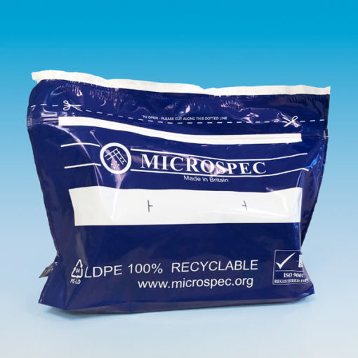 Microseal Pouch