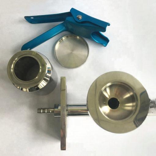Filter manifold from Microspec