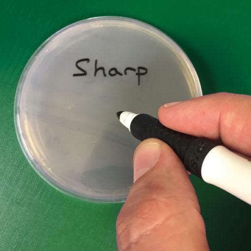 Permanent marker pen from Microspec