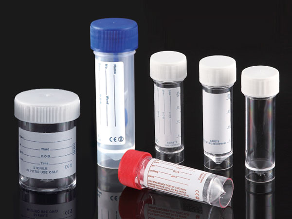 Specimen Containers from Microspec
